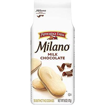 Pepperidge Farm Milano Cookies, Milk Chocolate