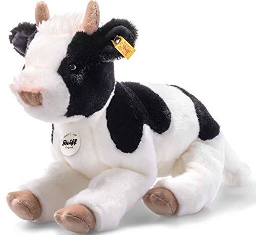 Steiff 72161 Kuh, schwarz/weiß, 32 cm