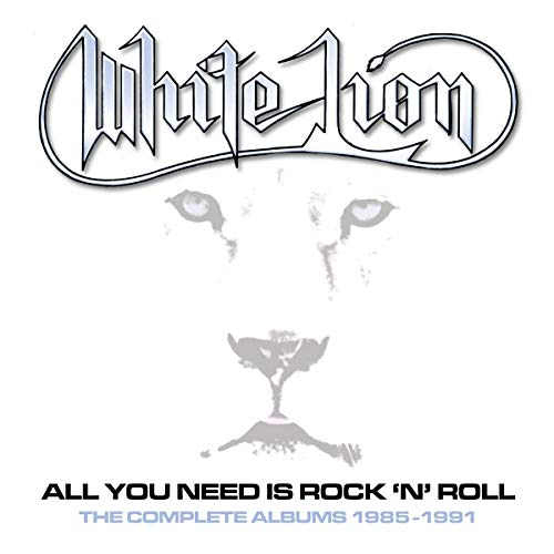 All You Need Is Rock 'N' Roll (5cd Box Set)