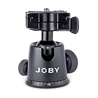 Joby Gorillapod Focus Ballhead X - Rótula para trípode, Negro (B0038YWLCU) | Amazon price tracker / tracking, Amazon price history charts, Amazon price watches, Amazon price drop alerts