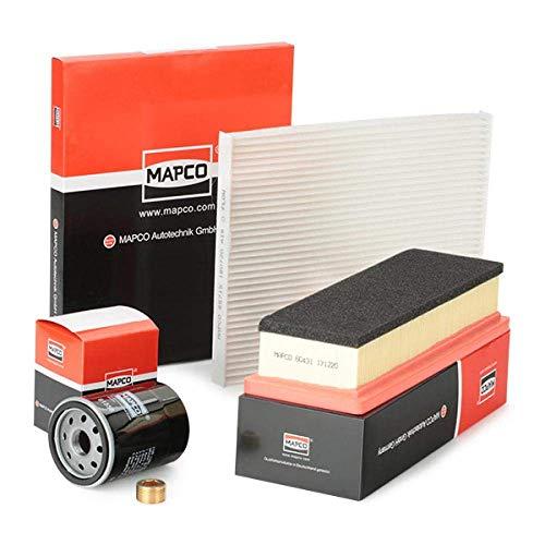 Mapco 68302Filtro Set