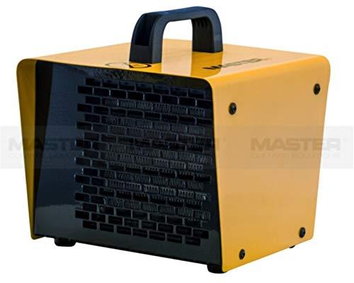Generatore aria calda riscaldatore elettrico ceramico MASTER termoventilatore (B3PTC 3 Kw)