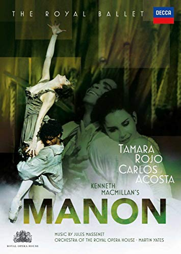 Massenet : Manon [DVD]