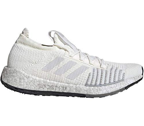 Adidas PULSEBOOST HD W, Zapatillas Running Mujer, Blanco (Core White/FTWR White/Grey Two F17), 37 1/3 EU