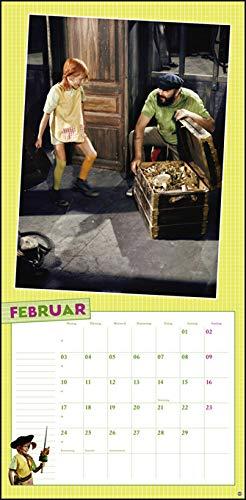 Pippi Langstrumpf Kalender 2020 - 3