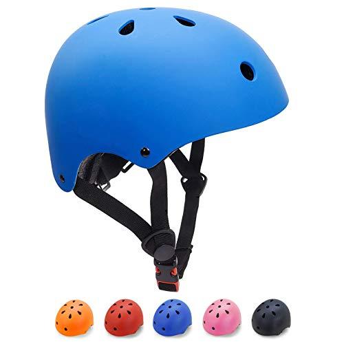 KORIMEFA Casque Vélo Enfant 3-13 Ans...