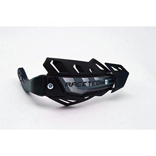 Racetech Protèges Mains Intégraux FLX Alu spécial QUAD noir