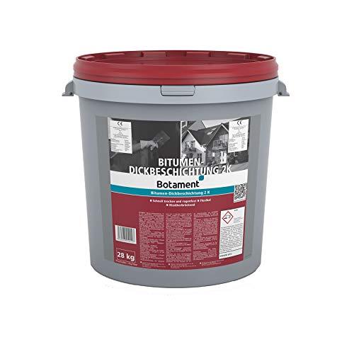 Botament Bitumen-Dickbeschichtung 2K 28kg