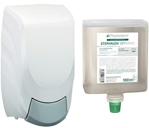 Distributeur Neptune 23827012 - Blanc