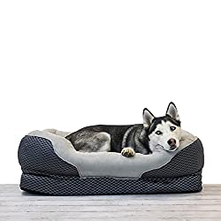 Top 5 Rated Orthopedic Dog Beds For Large Breed Dogs