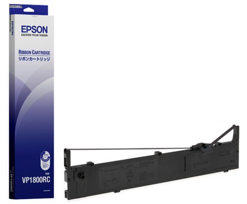 EPSON リボンカートリッジ VP1800RC VP-1850/1800用