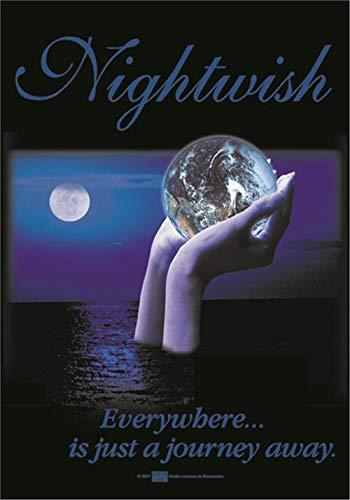 nightwish everywhere... POSTERFLAGGE