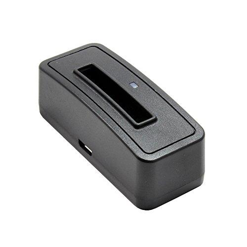 Estación de carga de batería 1301 para Sony Cyber-shot DSC-W630;adecuado para la...