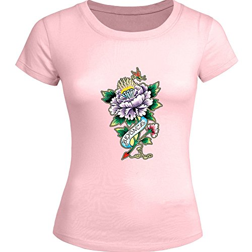 New Ed Hardy Printed for Ladies Womens T-Shirt Tee Outlet