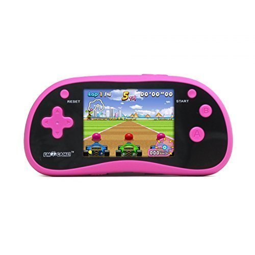 I'm Game 220 Games, Handheld Game Player with 3