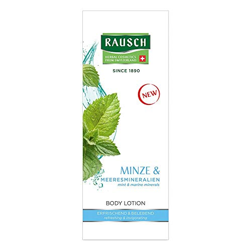RAUSCH Minze Bodylotion 200 ml