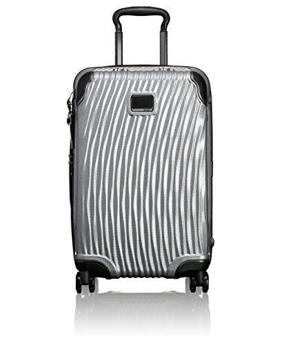 [トゥミ] スーツケース 公式 正規品 TUMI Latitude インターナショナル・キャリーオン 機内持ち込み可 保証付 35L 2.828kg Silver