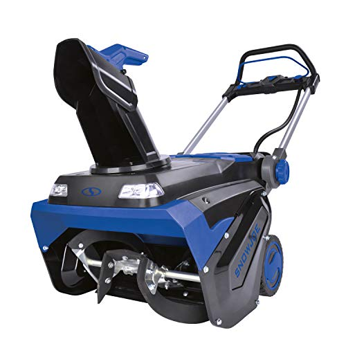 Snow Joe iON100V-21SB-CT 100-Volt iONPRO Cordless Brushless Variable Speed Single Stage Snowblower