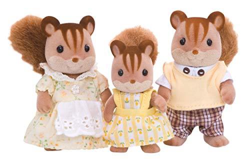 Sylvanian Families 5307 - Juego de 3 Figuras para casa de muñecas