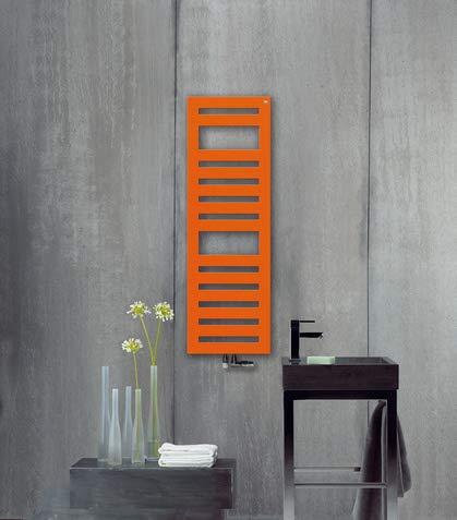 Zehnder Metropolitan Design radiator elektrisch METE-150-050 / GD, Badkamerradiatoren: Wit RAL 9016 - ZM2Z1550B100020