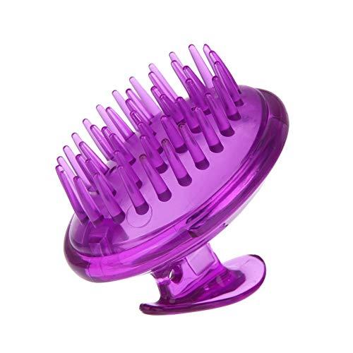 Silicone Shampooing Cuir Chevelu Douche Corps Lavage Massage Des Cheveux Massager Brosse Peigne Élégant et populaire
