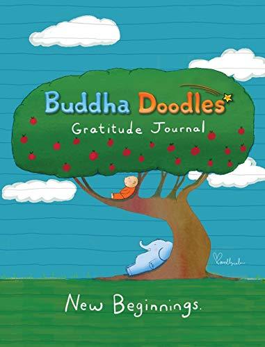 Buddha Doodles Gratitude Journal: New Beginnings