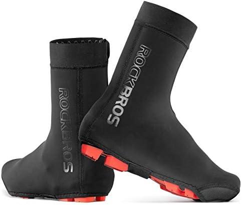 ROCKBROS Cycling Shoe Covers Warm Bike Shoe Cover...
