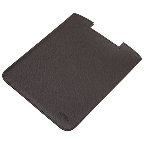 AmazonBasics Leder-Schutzhülle für Apple iPad, braun