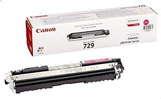 Canon Cartridge 729 Laser Toner Cartridge - Magenta