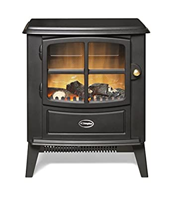 Dimplex 101204 Electric Fire, Steel