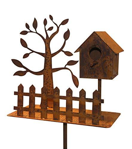 LOVIVER 4 St/ück Metall Ketten zum Aufh/ängen Hanging Hanken Kette Pflanzenh/änger f/ür Vogelhaus Laternen Kreidetafeln und mehr K/örbe Windspiele