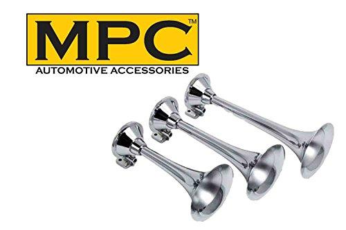 MPC Train Horn 3 Trumpets - Real Train Air Horn Sound. Super Loud!