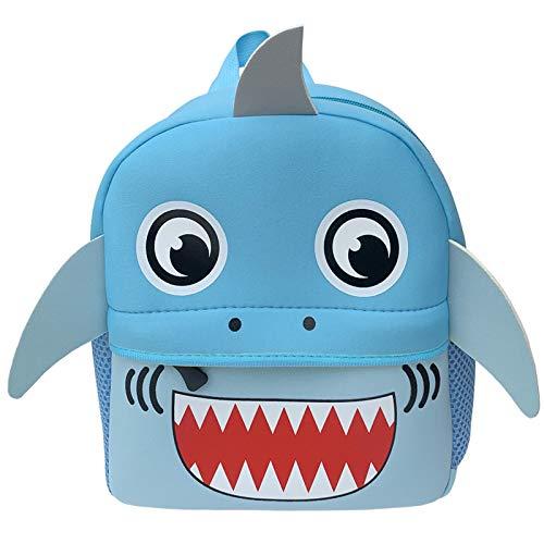 Zaini di animali 3D per bambini Cartone animato di film Zaino di design a forma di animale selvatico carino per borse da scuola in neoprene per ragazzi e ragazze per borsa per bambini