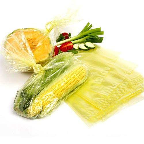 Norpro Fresh Staubsaugerbeutel, 20 Stück, Transparent