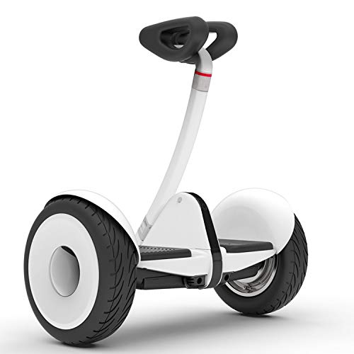 Find Discount Segway Ninebot S Smart Self-Balancing Electric Scooter with LED Light, Portable and Po...