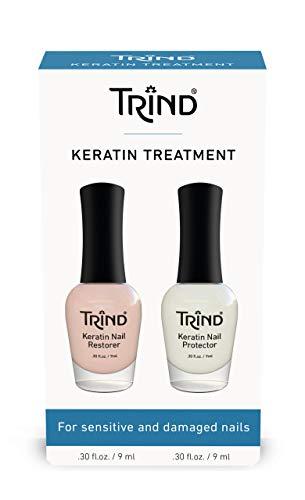 Trind Keratin Challenge Set (2 x 9ml)