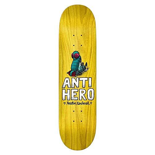 Anti Hero Skateboard Deck per Gli Amanti Kanfoush 8.5' x 32.62' Full