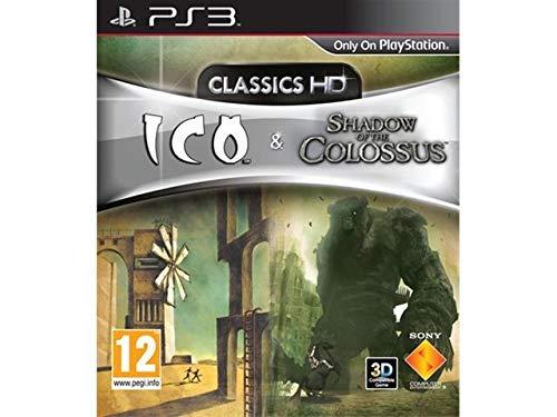 Sony Ico/Shadow Of Colossus Collection, (PS3) PlayStation 3 Plurilingüe vídeo - Juego ((PS3), PlayStation 3, Aventura, E12 + (Everyone 12 +))