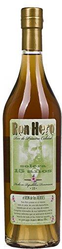 Hero Solera 15 Años de Edad Ron - 700 ml