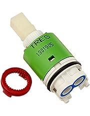 Trzy krany 9130190 – moc mieszacza kartridżowego bez mocy Ø 25 mm.