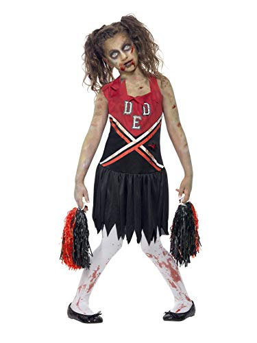 Zombie Cheerleader Teen Costume - Teen