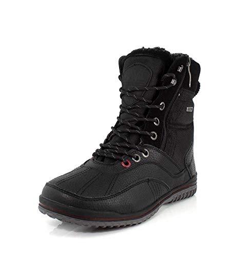 PAJAR Mens Persius Black Boot - 43