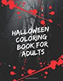 Halloween Coloring Book for Adults: Horror Colouring Books for Adults