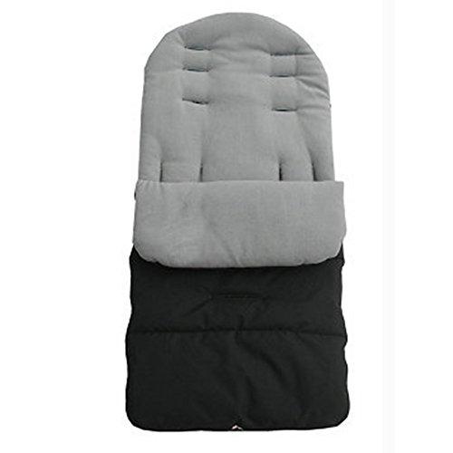 Universal Warm Fußsack Cosy Toes passend für alle Kinderwagen/Buggy, Baby Kinderwagen Fußsack...