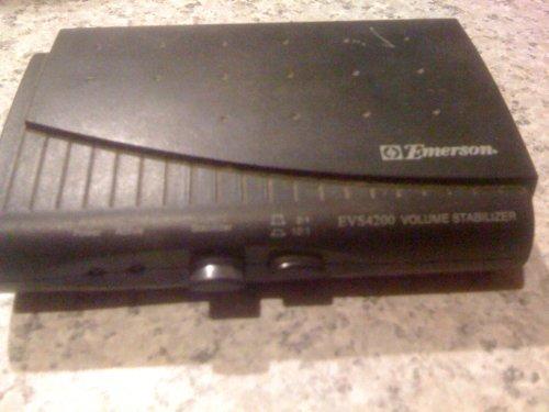 Emerson EVS4200 Volume Stabilizer