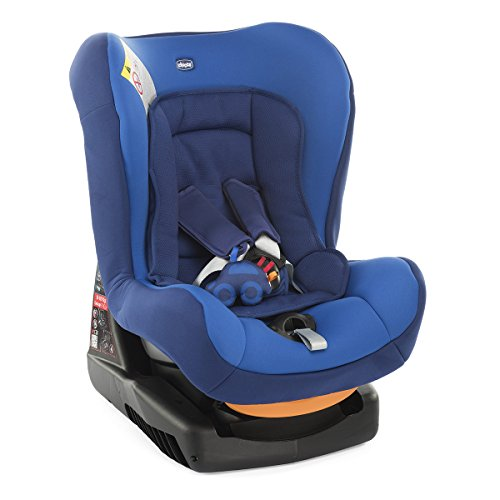 Chicco 00079163600000 Cosmos Seggiolino Auto, Blu