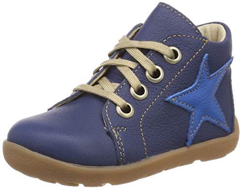 Däumling Unisex Baby Posch Sneaker, Blau (Nappa Cf Jeans 36), 22 EU