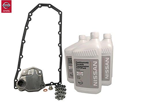Nissan Genuine OEM CVT Maintenance Kit Altima 2007-2012 2.5 4 Cylinder
