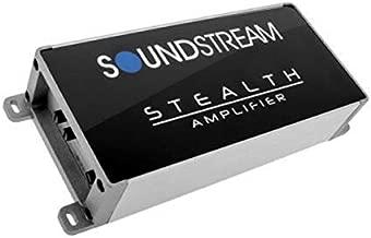 Soundstream ST3.1000D Stealth Series 1000W Class D 3 Channel Amplifier