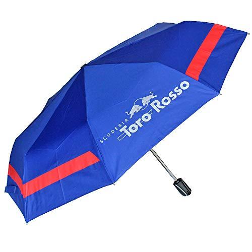 Toro Rosso STR Reflex Paraplu, Blauw Unisex One Size Paraplu's, STR Red Bull F1 2019 Originele Kleding & Merchandise